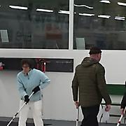 Fit 50 beim Curling
