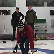 Fit 50 beim Curling