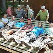 Männerriegenreise Holzweg 2019